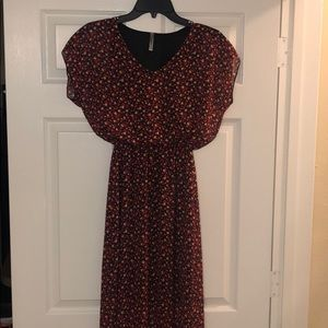 Espresso Women's Maxi Dress Size S